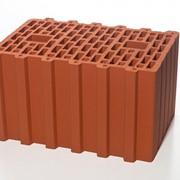 Блок рядовой поризованный 10.8 NF фото