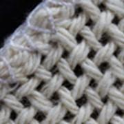 Ткань суровая хлопчатобумажная техническая Бреккерная фото