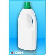 Пластиковый флакон для стирки и моющих средств Ф24 фото