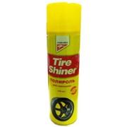 Полироль для покрышек Tire Shiner 550мл (УХОД ЗА РЕЗИНОЙ) фото