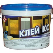 Клей КС морозоустойчив, термостойкий фото