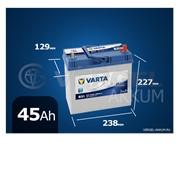 Батарея Varta Blue Dynamic 45Ah B31 обратная полярность фото