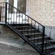 Лестницы от компании Металлкофф