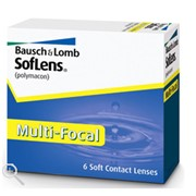 Линзы контактные мультифокальные Soflens Multi-Focal, Bausch+Lomb фото