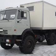 Автомобиль Ремонтная мастерская парм-01 фото