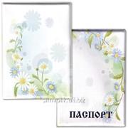 Обложка для паспорта Ромашки Артикул: 038005обл001 фото