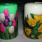 «Декупаж свечей» в Центре «Союз» фото