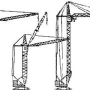 Аренда башенного крана Краны 3-й размерной группы КБ-100.1 С-981А КБ-308 фото