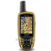 GPS навигатор Garmin GPSMAP 62 фото
