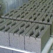 Блоки керамзитовые шлаковые м50-100 фото