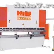 Пресс гидравлический гибочный H.I.M. 5000 120/2500 Stalex фото