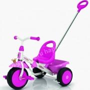 Детский трехколесный велосипед Happytrike Prinzessin фото
