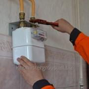 Госповерка газового счетчика фото