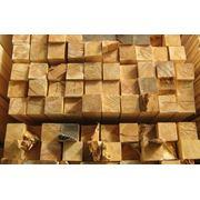 Брус деревянный и другие пиломатериалы фото