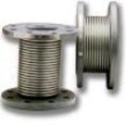 Компенсаторы осевые стальные JDZ от d 50 до 200 фото