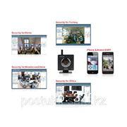 Беспроводная мини IP-Камера Ночного Видения. фото