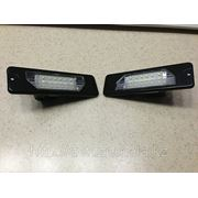 Infiniti,Nissan. LED License Plate Lamp фото