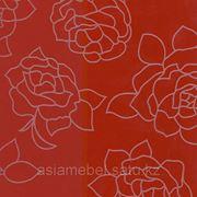 Мдф Акрил Красные цветы