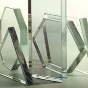 Обработка кромки стекла и зеркал, шлифовка, полировка, фацет фото