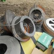 Ролики скипа смесителя бетонного завода фото
