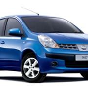 Автомобиль Nissan Note фото