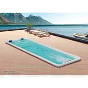 СПА-бассейн плавательный с гидромассажем Swim Spa WS- S07В Размер 7000х2200мм, глубина 1335мм фото