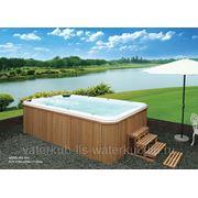 СПА-бассейн плавательный с гидромассажем Swim Spa WS- S04 Размер 4160х2240мм, глубина 1110мм фото