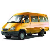 Микроавтобус ГАЗ 32213 фото