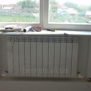 Алюминиевый профиль для радиатора отпления фото