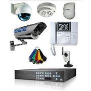 ОПСохранно-пожарная сигнализация видеонаблюдение контроль доступа фото