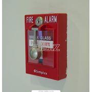 Оборудование пожарно-сигнализационное фотография