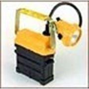 ФОС-2 Фонарь железнодорожника с коротким проводом (доливная аккумуляторная батарея емкостью 10 А*ч) фото