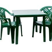 Набор пластиковой мебели Спинт-1 + Престиж-2, 2 шт. фото