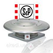 Крышный вентилятор Soler & Palau CRHT/6-315/630 400V 50 фото