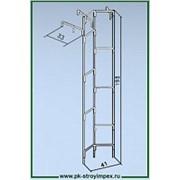 Лестница канализационная КЛ-1 стандартная фото