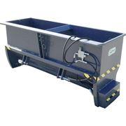 Пескоразбрасыватель SAMI ST-2000 (загружаемый сверху) фото