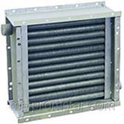 Калорифер паровой КП 37Ск. Производительность по теплу 73,6 кВт фото