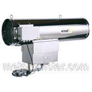 Воздухонагреватель ВУ-50, Производ. по возд. 3000 м³/ч, Производ. по теплу 49,5 кВт, Мощность двиг. 1,5 кВт. фото