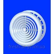 Вентиляционные решетки МВ 125 ПФ фото