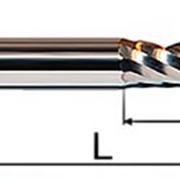Фреза спиральная однозаходная с удалением стружки вверх 2 K1LX422 фото
