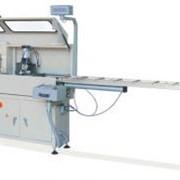 Автоматическая отрезная пила для закладных деталей алюминиевых окон и дверей LJJ500A фото