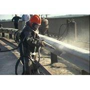 Антикоррозионная защита металлоконструкции фото