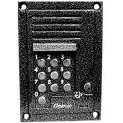 Панель врезная Полис-62 с клавиатурой 4-х проводная фото