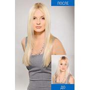 Наращивание интеграция волос фото