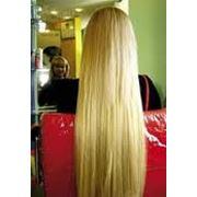 Наращивание волос Great Lengths! 100% натуральные фото