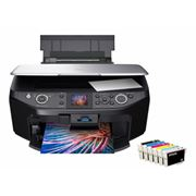 МФУ Epson-Photo Printer RX650 A4 color 3 in 1 inkjet ( 6 цвета) фото