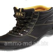 Ботинки рабочие утепленные BLACK KNIGHT фото