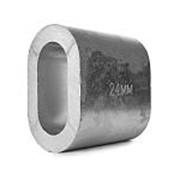Втулка алюминевая 24мм DIN 3093 фото