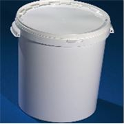 Ведро пластиковое круглое 32.9 л фото
