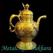 Чайник из латуни фото